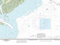 this chart display or derived product can be used as a planning or analysis tool and may not be used as a navigational aid