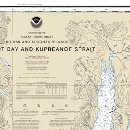 NOAA Chart 16594