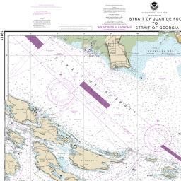 NOAA Chart 18431