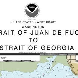 NOAA Chart 18421